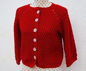 Crochet Stylish Unisex Jacket
