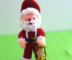 How To Make Santa Claus For Christmas Decor