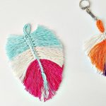 How To Crochet Tiny Feathers