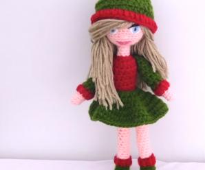 Christmas Doll –  Decoration Idea
