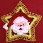 How To Crochet A Star For Christmas Decor