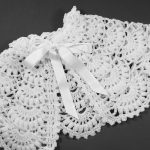 Crochet Beautiful Poncho For Little Girl