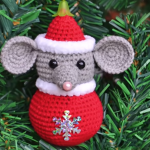 Crochet A Mouse – The Symbol Of 2020