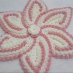 Crochet Star Flower Video Tutorial