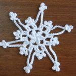 Crochet Lovely Snowflake Video Tutorial