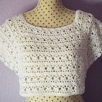 Crochet Stylish Bolero For Women