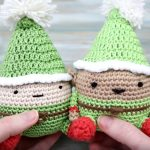 Crochet Lovely Elf Toy