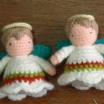 Crochet Lovely Angel Video Tutorial
