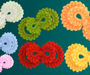 Crochet Very Easy Bow