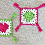Crochet Love Granny Square