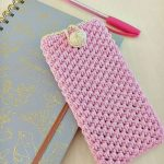 How To Crochet A Mobile Case