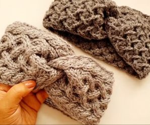 Crochet A Headband For Beginners