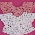 Crochet Lovely Yoke Video Tutorial