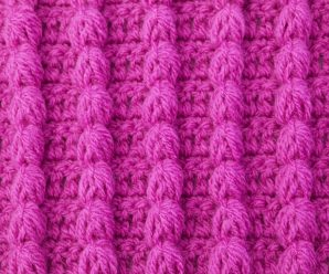 Crochet Special Stitch For Beginners