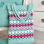 Crochet Fast And Easy Colorful Bag