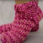 Crochet Comfortable Socks