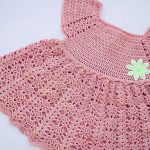Crochet Amazing Baby Girl Dress