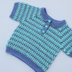 Crochet Very Easy Sweater For Baby