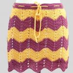 Crochet Stylish Skirt For Women