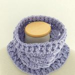 Crochet Fast And Easy Neck warmer