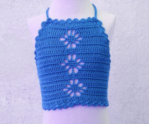 Crochet Summer Top In All Sizes