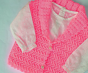 How To Crochet Fast And Easy Vest For Baby