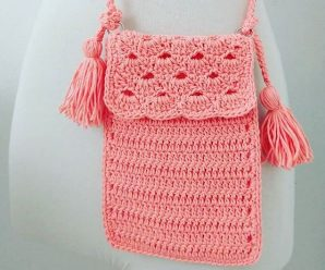 Crochet Stylish Bag In 30 Minutes