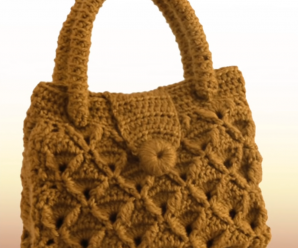 Crochet Super Easy Handbag
