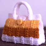 Crochet Stylish And Comfortable Bag