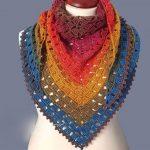 Crochet Beautiful Block Stitch Shawl