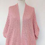 Crochet A Stylish Cardigan Kimono