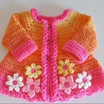 Crochet A Simple And Colorful Cardigan