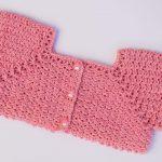 Crochet Beautiful Baby Yoke