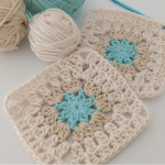 How To Crochet Super Easy Granny Square