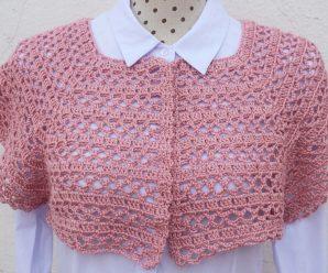 Crochet Spring Yoke