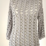 How To Crochet A Sweater In All Sizes