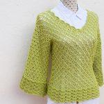 Crochet Blouse For Women All Sizes