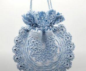 Crochet Beautiful Purse Video Lesson