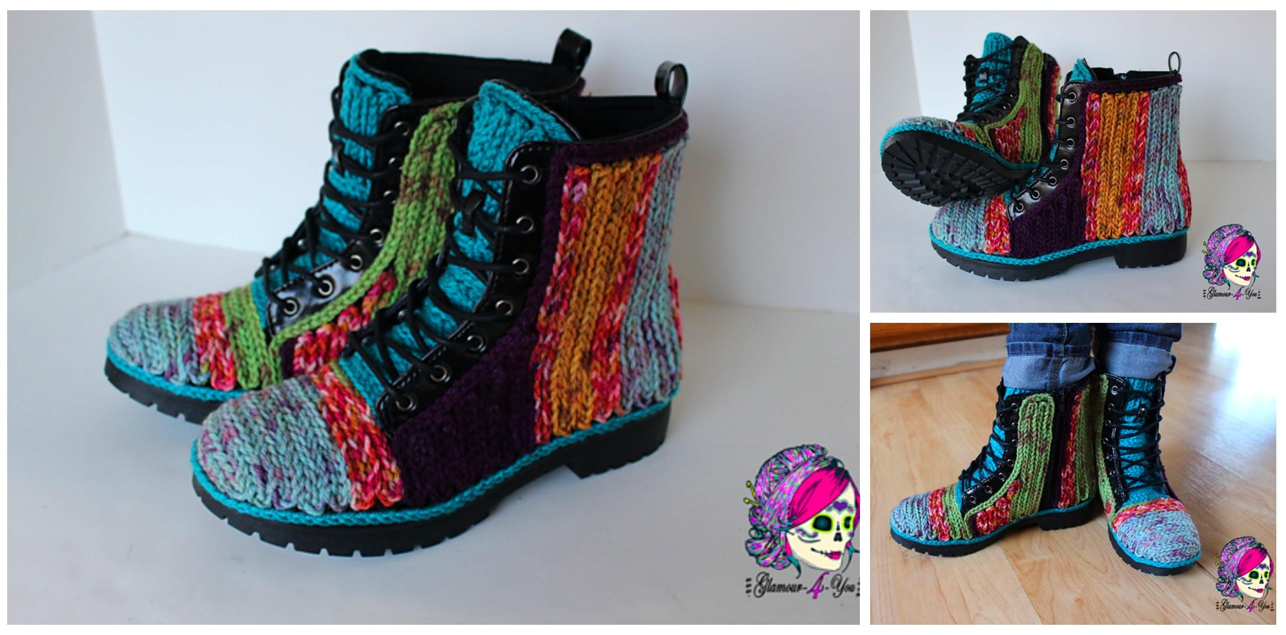 Creative Outdoor Boots