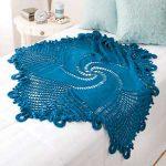 Crochet Mandala Throw