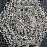 Crochet Marguerite Blanket
