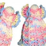 Crochet Angel Lace Tutorial