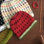 Ponytail Or Messy Bun Hat Tutorial