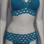 Crochet Step By Step Swimsuit