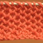 How To Knit The Honeycomb Stitch