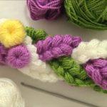 Puff Stitch Headband