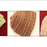 Three Crochet Hats (Video Tutorials)