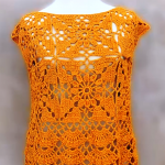 How To Crochet Stylish Blouse