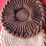 Crochet Cute Beret Hat