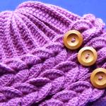 How To Crochet Cozy Hat